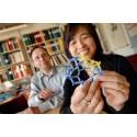 Nya kemiska strukturer tar effektivt bort koldioxid från gasblandningar