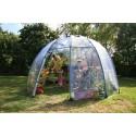 Sunbubble - uppfällbart växthus