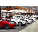 Renault og Dacia vokser markant i Europa