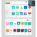 Topp 3 i nedladdade appar på AppStore och Google Play!