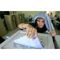 Afghanska kvinnors röster eftertraktade i viktigaste valet efter talibanernas fall
