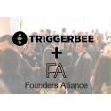 Triggerbee & Founders Alliance inleder partnerskap