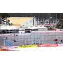 Skid-VM i Falun 2015 - läktare i Hästskon