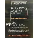 Nytt ölsläpp - Experimentellt Batch #02 Hallon & Råg