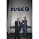 Autoservice i Førde Årets Iveco-forhandler i Norge