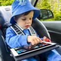 Nu överger barnen traditionell TV för digital underhållning -  men bristande uppkoppling kan bli en utmaning i sommar