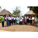 26 Certified MyChild System users in Mukono District
