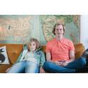 Jana och Ole delar kunskap
