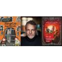 Martin Widmark - dubbelt bokaktuell och mest utlånade författaren för sjunde året i rad