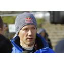 Sébastien Ogier porträtt Rally Monte Carlo