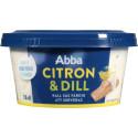 Abba Fisksås Citron & Dill