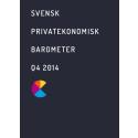 Svensk Privatekonomisk Barometer Q4 2014
