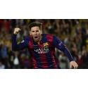The people's champion: Lionel Messi is 'the best footballer in the world'