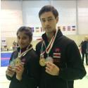 Taekwondo gull til Norge i Ungarn