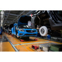 Treholdsskift og 1.300 nye stillinger på Volvo Torslandaverken i Göteborg