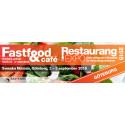 Matsajten ställer ut på Fastfood & Café/Restaurangexpo