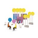 Kinnarps samarbetar med Luca Nichetto för att skapa kreativa miljöer på Milan Design Week