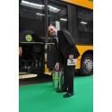 Amminex har valgt Scania til montere rensesystemerne