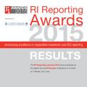 RI Awards 2015 - Results