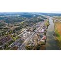 Ale kommun ber länstyrelsen om stöd för att sanera Älvängens industriområde