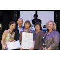 Vinnare av Stora Kvinnopriset 2014