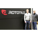 Anders Jonsson, VD samt Hampus Jonsson, Area Manager North America & United Kingdom