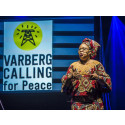Leymah Gbowee invigningstalare på Internationellt Fredsforum Varberg