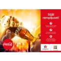 Coca-Cola i Sverige ny huvudsponsor för Melodifestivalen