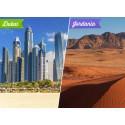 Uutuudet talvelle 2015/16: Aqaba ja Dubai