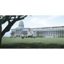Artist Impression of The National Gallery Singapore