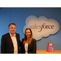 Salesforce är Maskrosbarns nya samarbetspartner