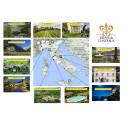Lyxiga hotell från Italien besökte Skandinavien