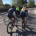 Caverion Cycling Team deltog i det klassiska Skandisloppet