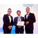 Scandic vinner internasjonal pris - medarbeiderutvikling i verdensklasse