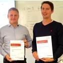 Säsongens första zenon-certifieringar utdelade i Sverige