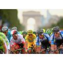 Fyrklöver kämpar om gult i Tour de France