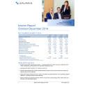 Zalaris Interim Report Q4 2014
