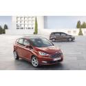 Ny Ford C-MAX; Masser af plads til familien og klassens bedste brændstoføkonomi