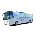 Preem bjuder tävlande och besökare på kostnadsfri infartsparkering och transferbuss
