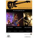 GTR-Tourin 10-vuotisjuhlakiertue 25-28.3.2015