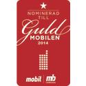 Eniro Navigation - nominerad till Guldmobilen