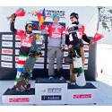 Råsterk opphenting av Stian Sivertzen sikret  2. plass i snowboardcross Worldcup