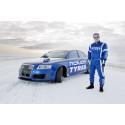 Nokian Renkaat ja Nokian Hakkapeliitta 8 paransivat jäälläajon maailmanennätyksen huimiin lukemiin 335,713 km/h!
