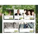 Webbsatsning avslöjar Yves Rochers passion för växtriket