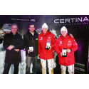 ​Lansering av CERTINA DS Podium Big Size Chronograph – WRC Limited Edition på Svenska Rallyt