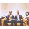 San Francisco-duoen Two Gallants giver koncert i VEGA