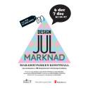 Marabouparkens Designjulmarknad 6–7 december