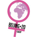 Beijing+20: Pekingplattformen för jämställdhet, utveckling och fred fyller 20 år. Konferens i Göteborg 21-22 november