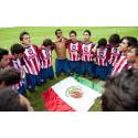 Mexiko ber för seger