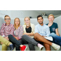 Succé när fem ungdomar tar fram gymnasievalskampanj för Kunskapsförbundet